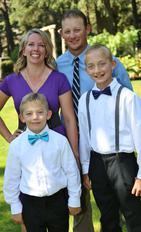 Jace & Catherine, Tyler & Jacob Vance
